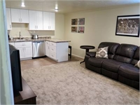 2 Bedroom *Furnished* Basement Apartment Newly Remodeled - Close to Hospital and Skiing