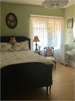 Furnished room or unfurnished room for rent in historic home. Avenues location.