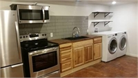 Utilities and internet included, 1 Bed, 1 Bath, Full Kitchen, Laundry, Private Entrance